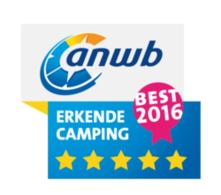 ANWB beste 5 sterren campings in zeeland 2016