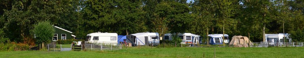 Zeeland kleine camping